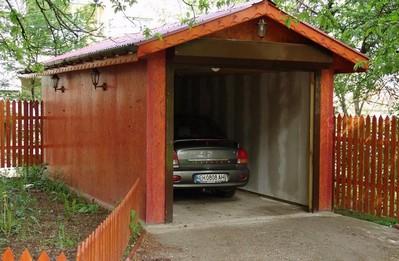 аренда гаража