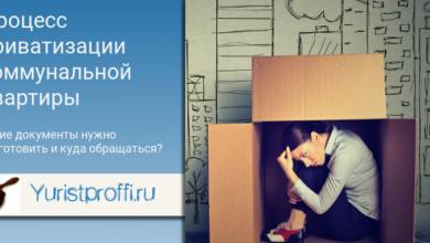 Процесс приватизации коммунальной квартиры