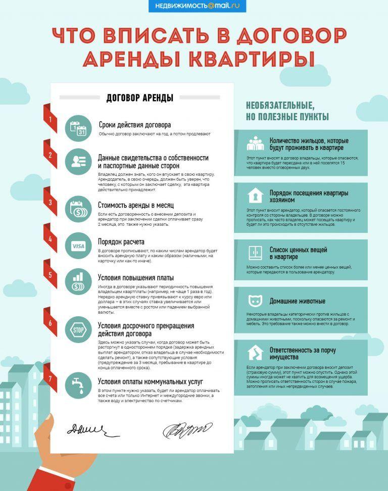 Договор аренды квартиры между физическими лицами - скачать бланк и образец на 2020 год