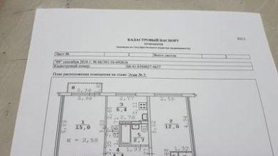 Photo of Кадастровый паспорт на квартиру в 2020 году: как и где получить, какие нужны документы